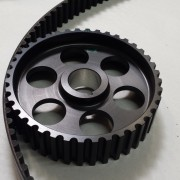 E-2019-912 Green Toothed Pulley (104 MOP)