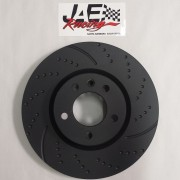 J-4380-082-HP BRAKE DISC, FRONT, SLOTTED, PAIR, RIGHT FRONT