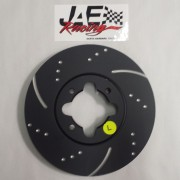 J-8014-089-HP BRAKE DISC, SLOTTED, PAIR, LEFT FRONT