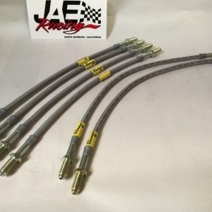 J-9003-089 Brake Hose Set, O-B Bendix