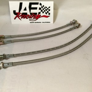 J-9004-079 Brake Hose Set, SS, 77-80 Esprit