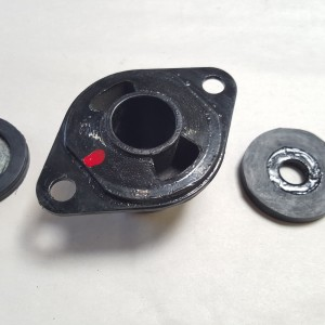 Left Hand Engine Mount Kit E-6009-085, E-6010-085, E-6011-085